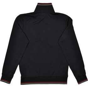 Brick Lane Bikes London BLB Tripped Zip Track Top Men Black